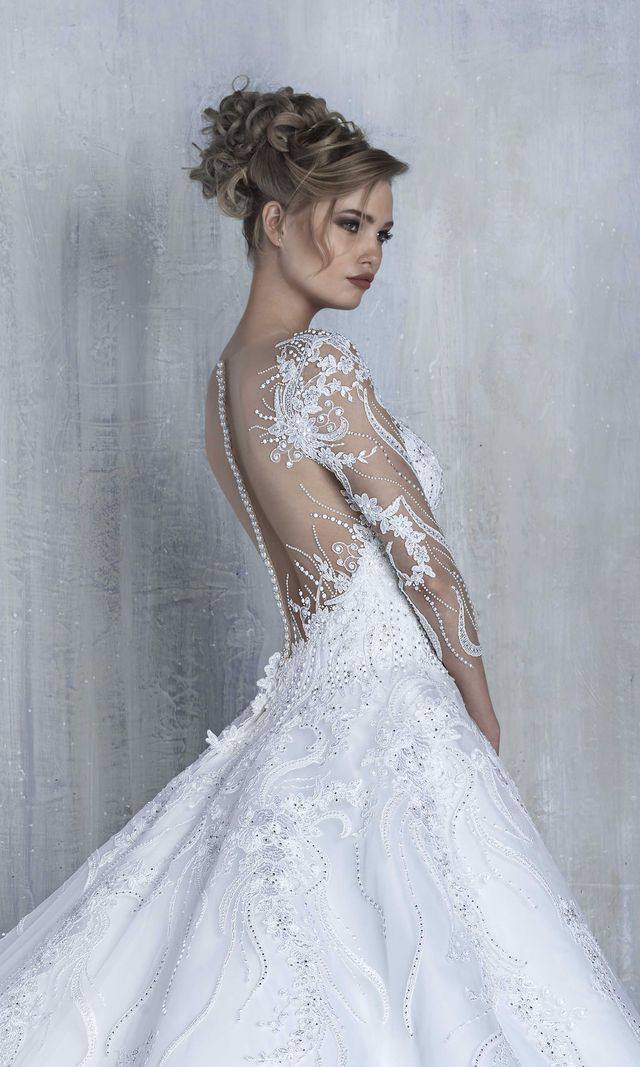 Wedding of pictures dresses