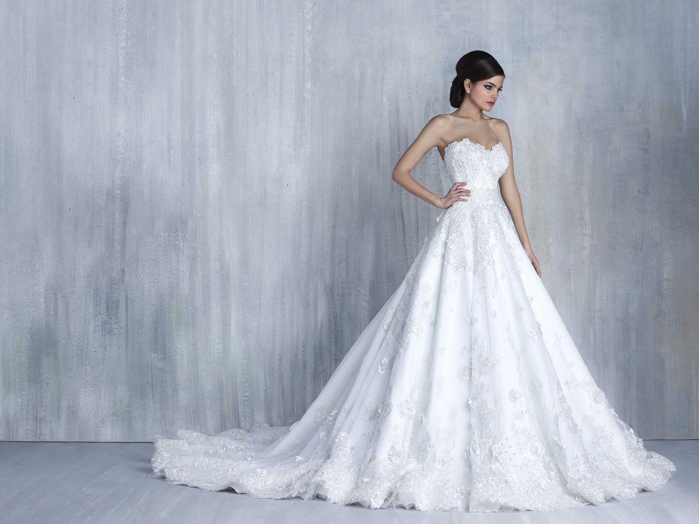 Tony Chaaya Haute Couture Wedding Dresses