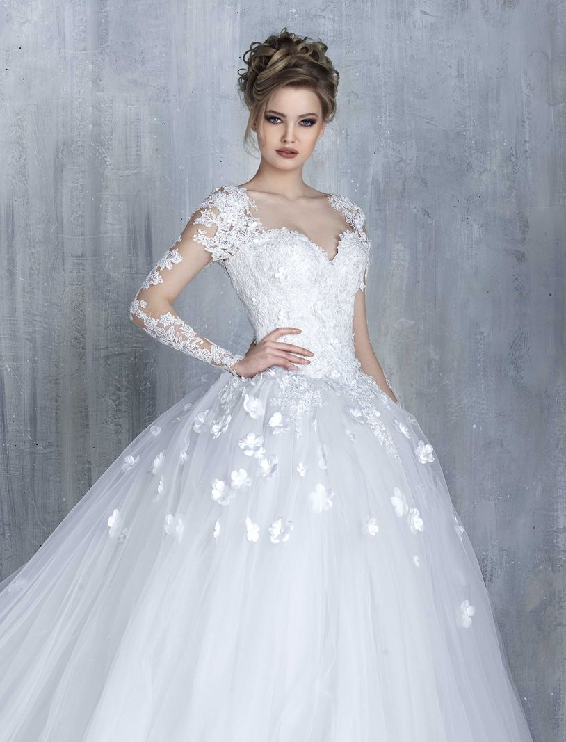 Wedding dresses I Bridal gowns I Beirut - Lebanon