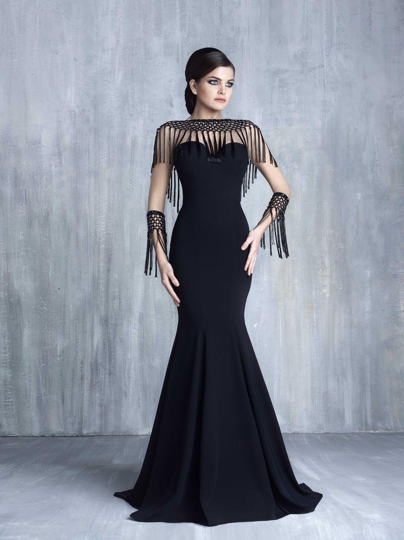 Exelent Black Designer Evening Gowns Adornment - Top Wedding Gowns ...