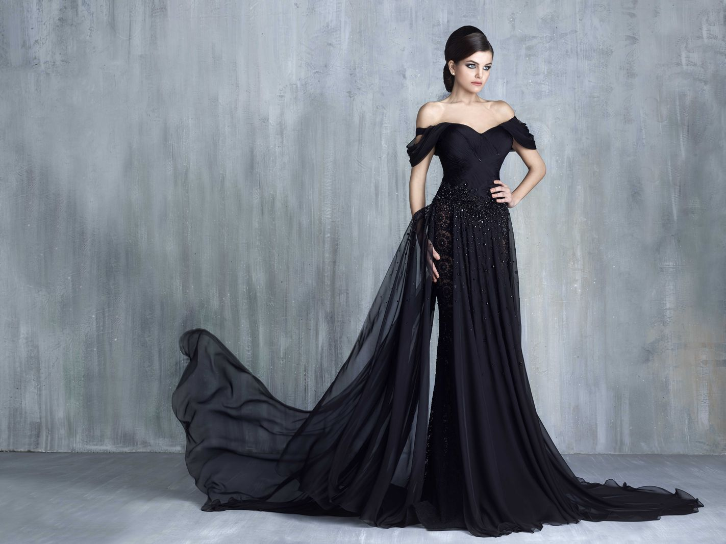 Evening dresses and gowns I Tony Chaaya I Lebanon