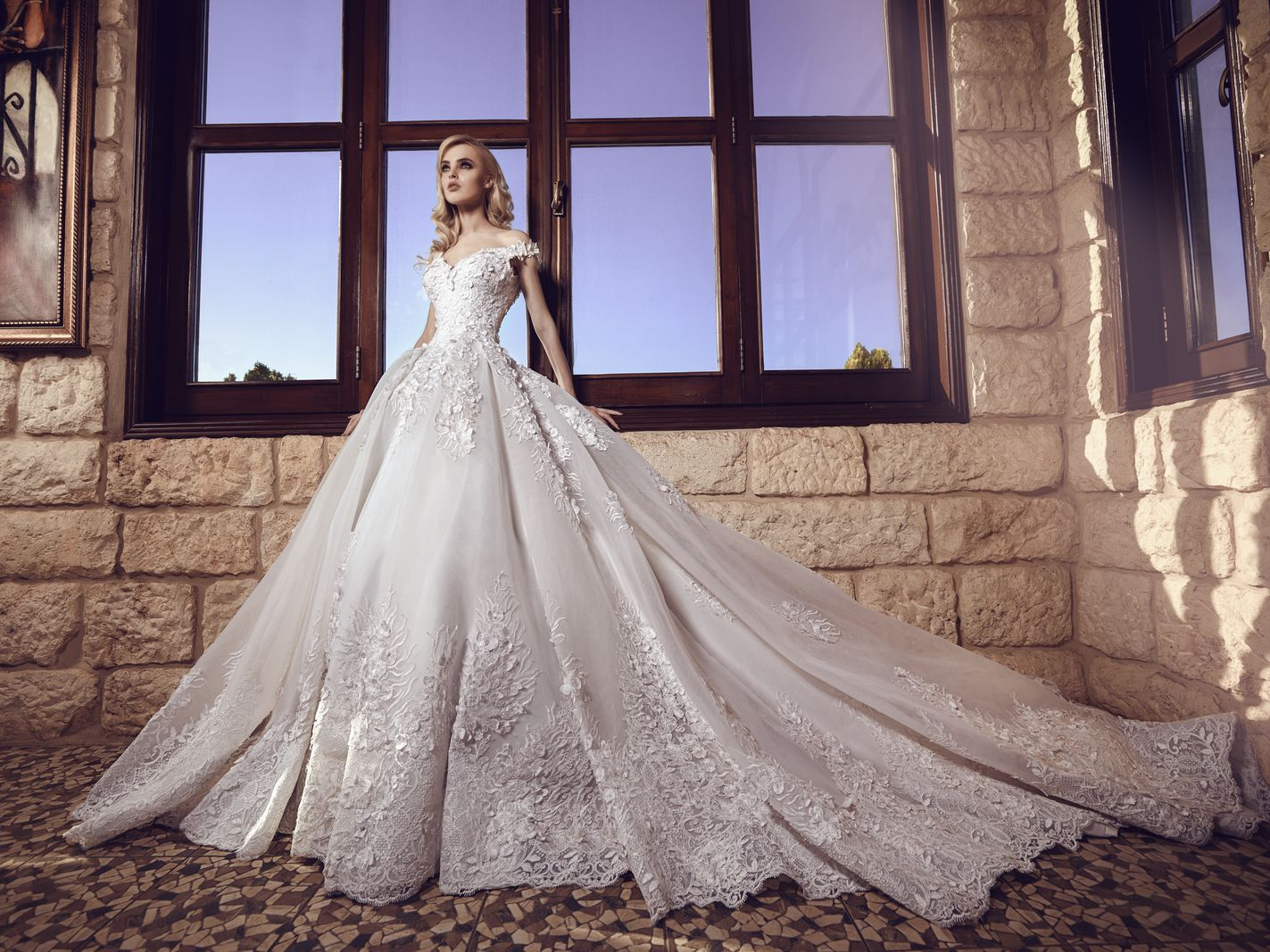 Wedding dresses I Bridal and bridesmaid gowns I Beirut - Lebanon