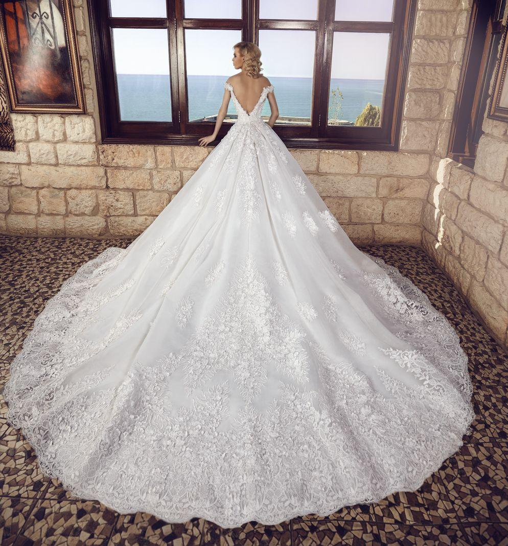 Wedding Dresses I Bridal And Bridesmaid Gowns I Beirut Lebanon