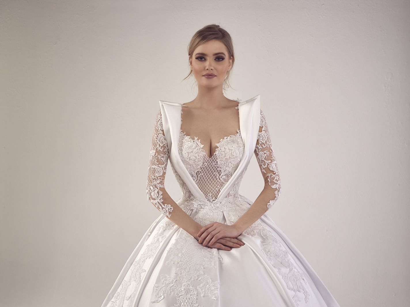 8e3f4e6b96d6 Haute Couture Wedding Dresses 2016 - raveitsafe