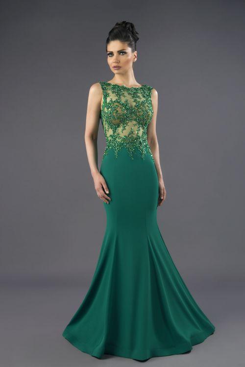 Shopping for Evening Dresses